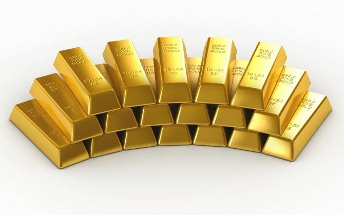 Kazakistan altın rezervini yüzde 13 artırdı