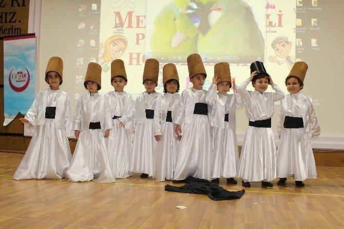 Elazığ'da Mevlit Kandili Programı