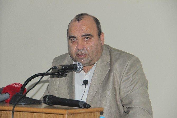 Elazığ'da Girişimcilik Paneli Yapıldı