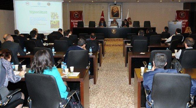 Endüstriyel Simbiyoz Projesi Bilgilendirme Toplantısı
