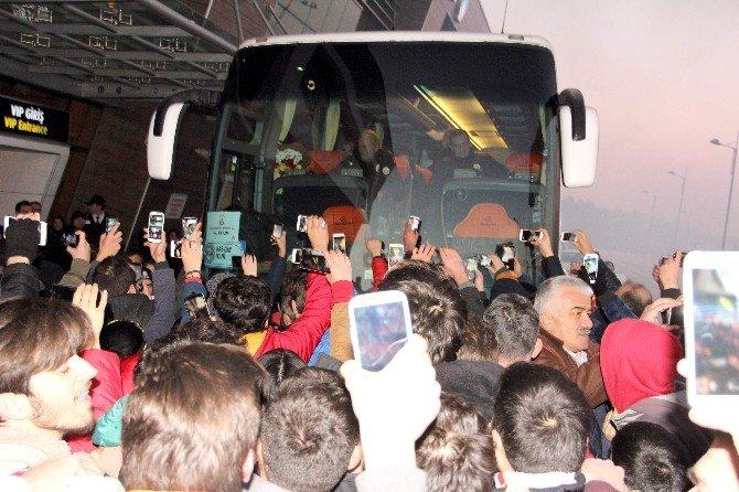 Galatasaray, Kastamonu'ya Geldi