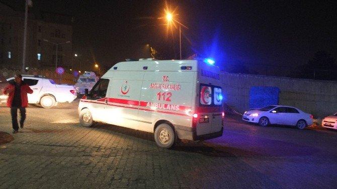 Hakkari'de Trafik Kazası
