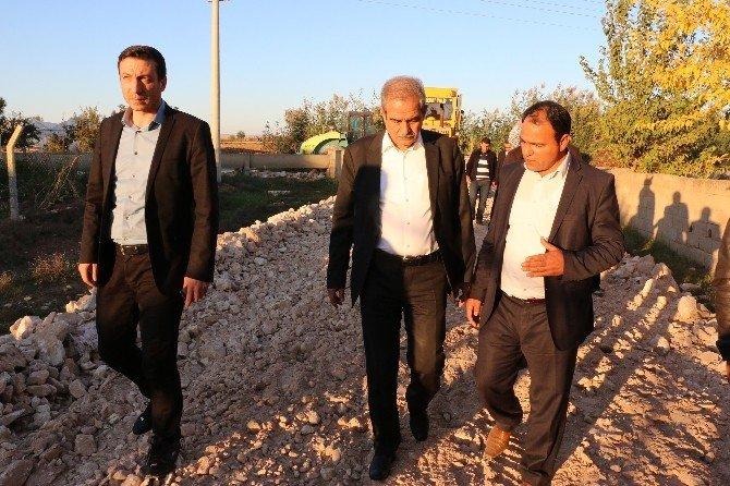 Haliliye'den Kırsal Mahallelere Rekor Hizmet