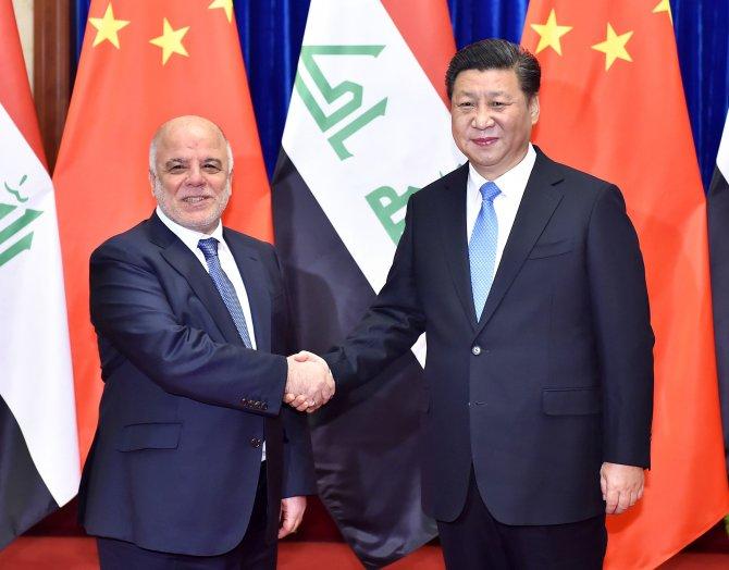 Irak Başbakanı Abadi: Çinli yatırımcıları bekliyoruz