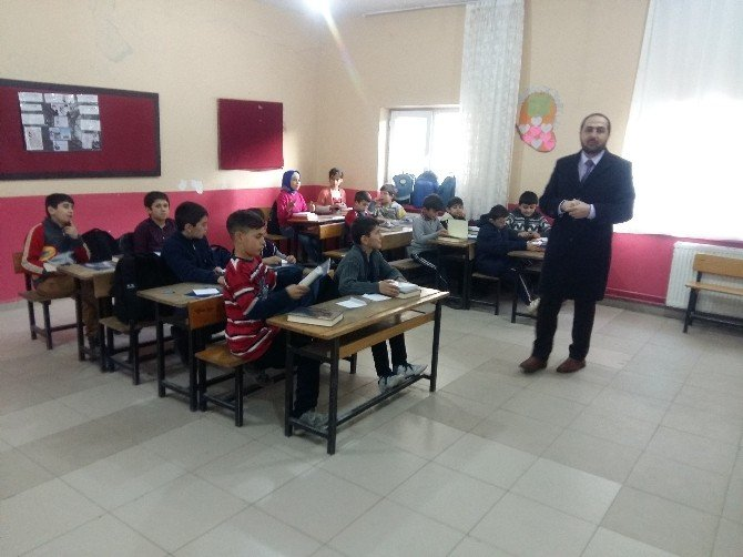 Hanönü'nde İmam Hatip Ortaokulu Eğitime Başladı