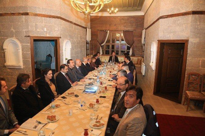 Talas'ta 2016 Yılı Projeler Toplantısı