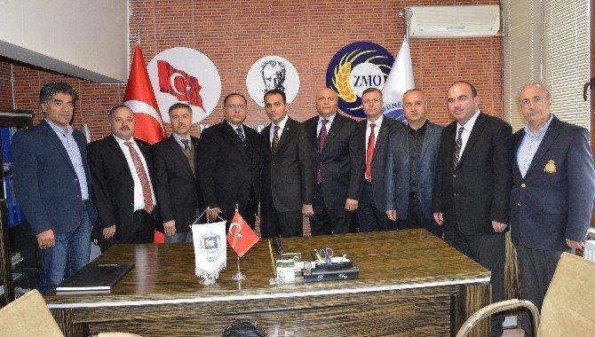 Ali Koç, Ziraat Mühendisleri Odası Kayseri Şube Başkanlığı İçin Adaylığını Açıkladı