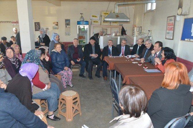 Vali Civelek'ten Çözüm Odaklı Köy Ziyaretleri