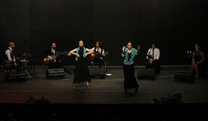 Maltepe'de Flamenko Şöleni