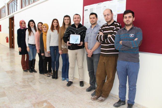 Genç Bilim İnsanı Ödülüne Doç. Dr. Fatih Şen layık görüldü