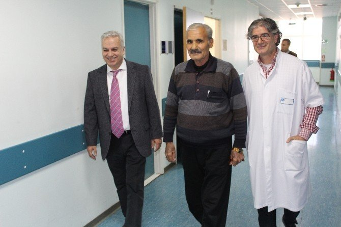 Turgut Özal Tıp Merkezi Bir İlki Daha Başardı