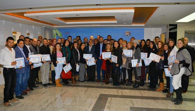 MATSO üyesi 50 girişimci etkin satış stratejileri eğitimi aldı