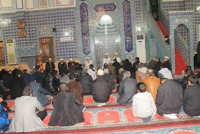 Mardin'de Mevlid Kandili Coşkusu