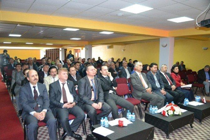 Meski'den Bozyazı'da Bilgilendirme Toplantısı