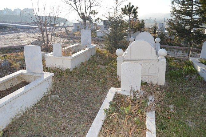 Dağçeşme Mezarlığı Genişletiliyor