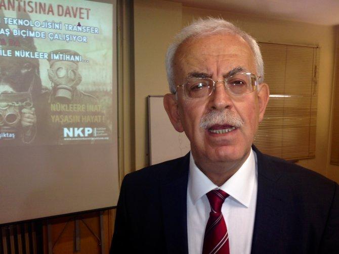 Nükleer Karşıtı Platformu: Türkiye nükleer atık deposu yapılmak isteniyor