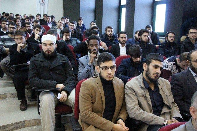 """Gündüz: """"Batı İslam'ı Kendine Düşman Olarak Seçti"""""""