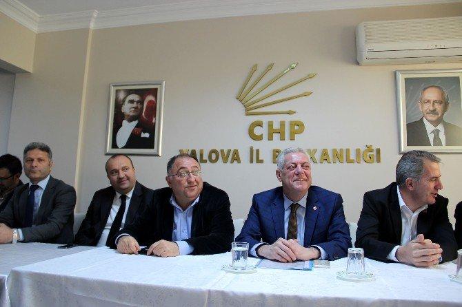 CHP Yalova İl Teşkilatında Kongre Süreci