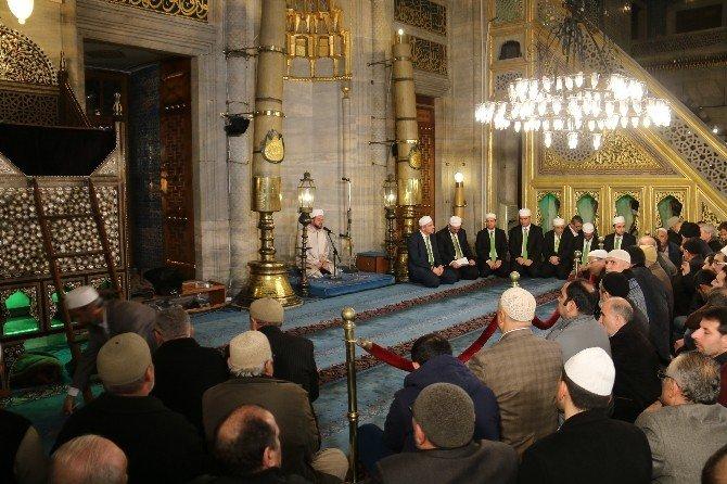 Mevlit Kandili Eminönü Yeni Camii'nde Kutlandı