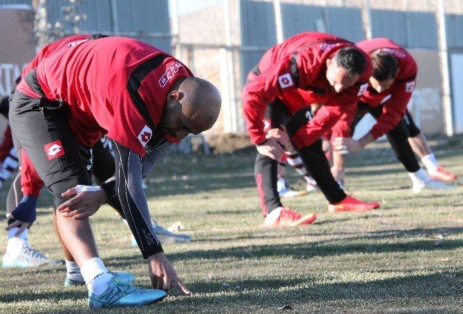 Elazığspor'da Adanaspor Maçı Hazırlıkları Başladı