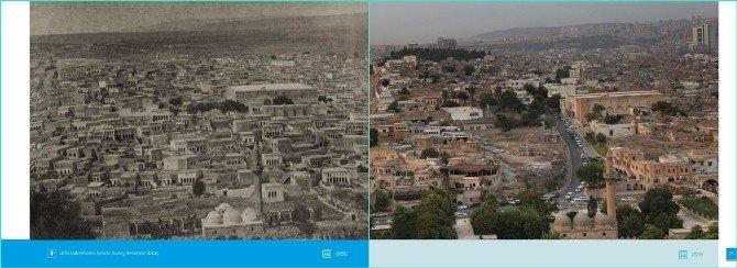 Eyyübiye Belediyesi Şanlıurfa'nın Tarihsel Değişimini Kayıt Altına Aldı