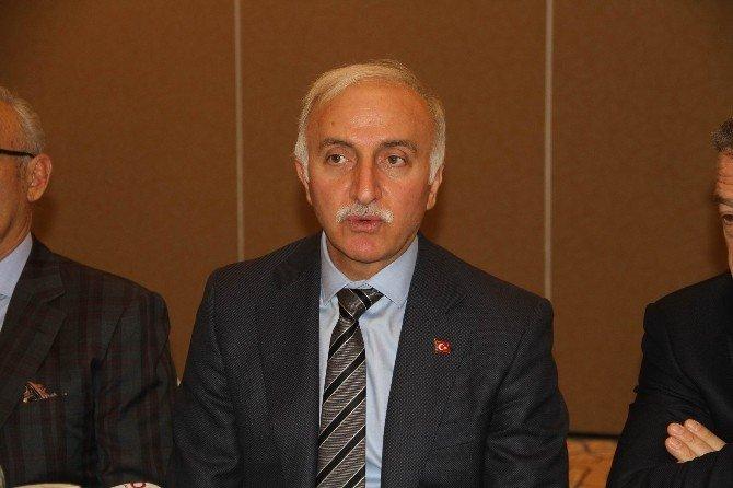 Golf Federasyonu Samsun'da Toplandı