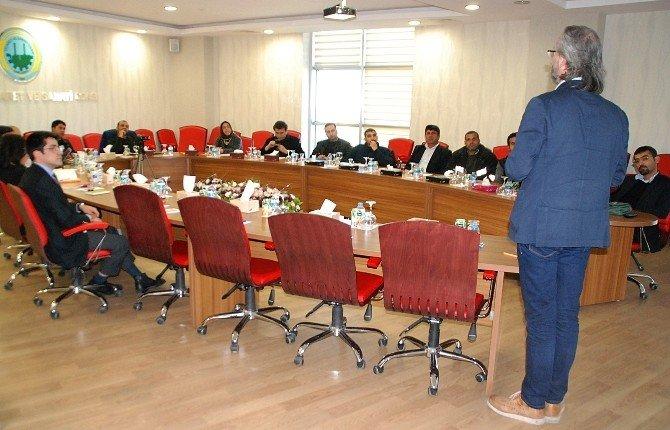 Şanlıurfa'da Küçük İşletmelere Satış Ve Pazarlama Eğitimi Verildi