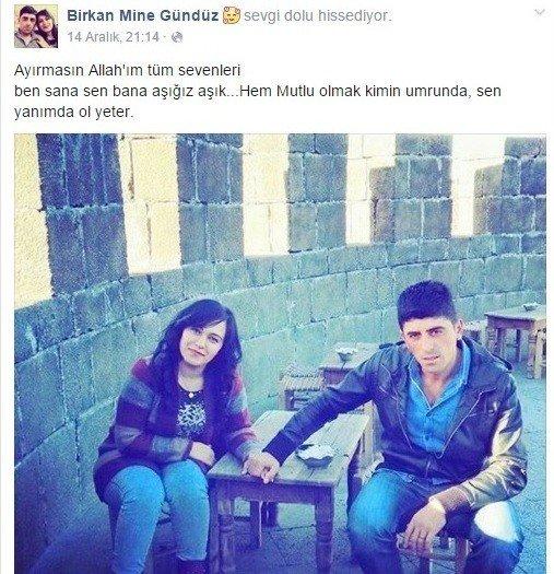 Diyarbakır'ın Sur İlçesinde Şehit Düşen Birkan Gündüz'ün Acı Hikayesi