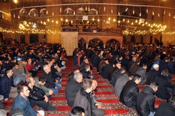 Selimiye'de Mevlit Kandili coşkusu yaşandı