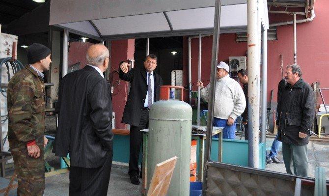 """Turgut: """"Silifke Belediyesi'ni Üreten Bir Belediye Haline Getireceğiz"""""""