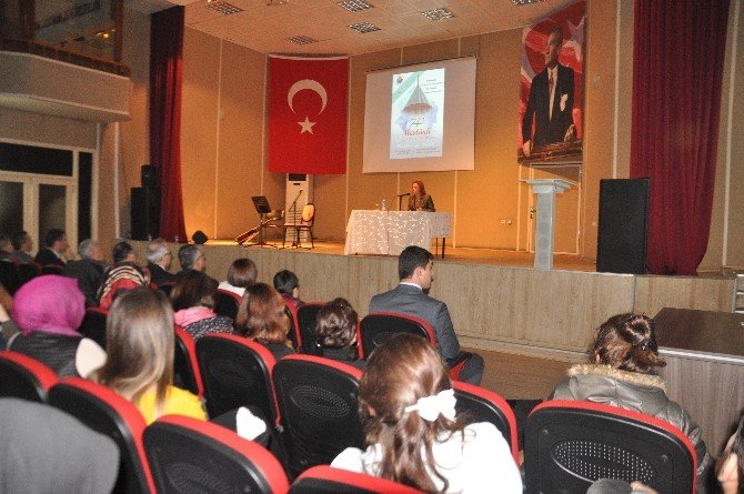 Mevlana Vuslatının 742. Yılında Konferansla Anıldı