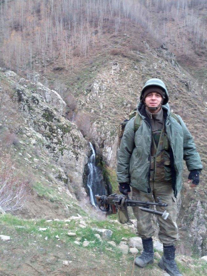 Zonguldak'a şehit acısı düştü
