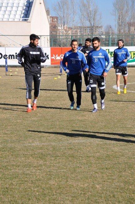 Sivas Belediyespor'da Beşiktaş Maçı Heyecanı
