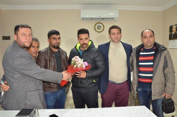 Tekmeci Futbolcunun Kulüple İlişkisi Kesildi