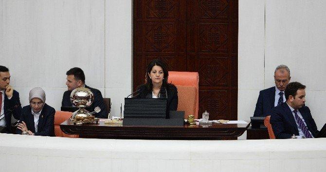 Mecliste Bir İlk