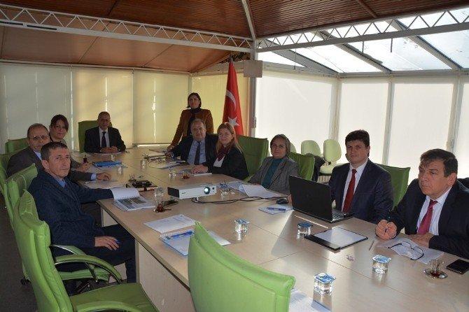 Tekirdağ Büyükşehir Belediyesi Eğitim Kurulu 3. Toplantısı