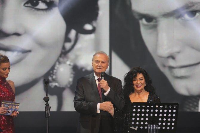 Türk sinemasının ünlü isimleri bir arada