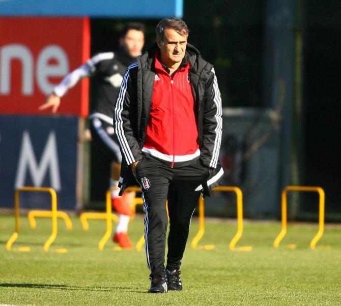 Beşiktaş, kupa maçı hazırlıklarına başladı