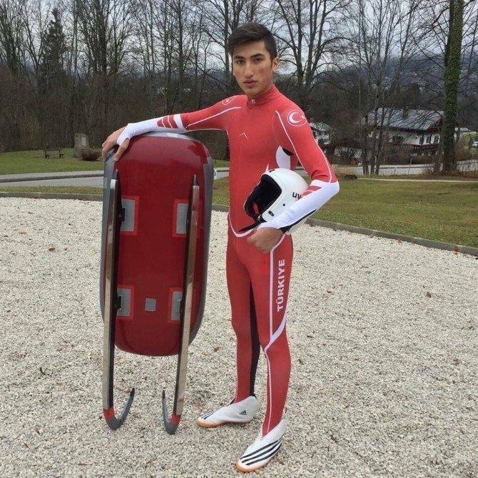 Kış Gençlik Olimpiyat Oyunları'nda Türkiye'yi Temsil Etme Hakkı Kazandılar