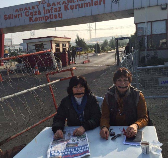 Umut nöbetini BirGün çalışanları devraldı