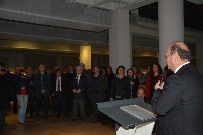 'Ustalarımızdan' Fotoğraf Sergisi Aydın'da Açıldı