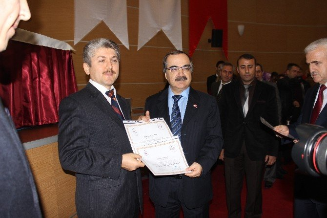 Sakarya'da 81 Okula Ödül