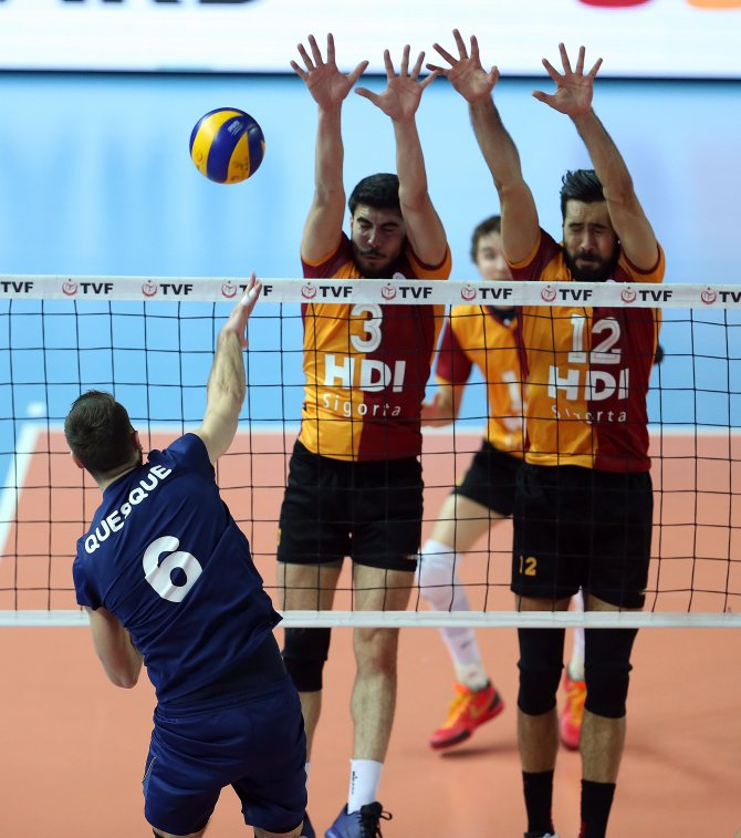 Galatasaray HDI Sigorta: 0 - Fenerbahçe: 3