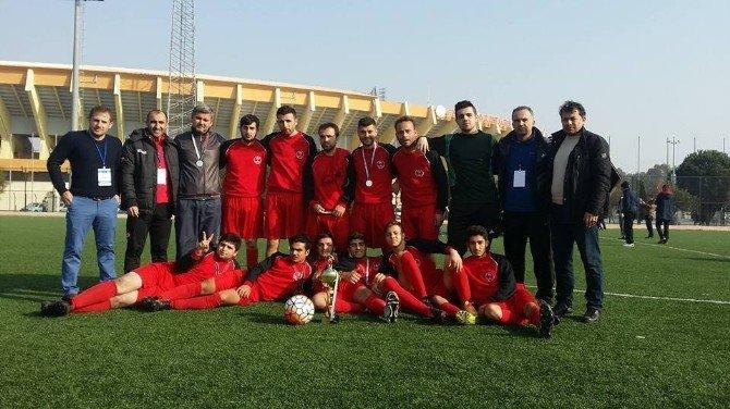 Yalovalı Özel Futbolculardan Büyük Başarı
