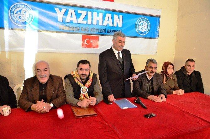 Türkmenler'den Putin'e Çağrı