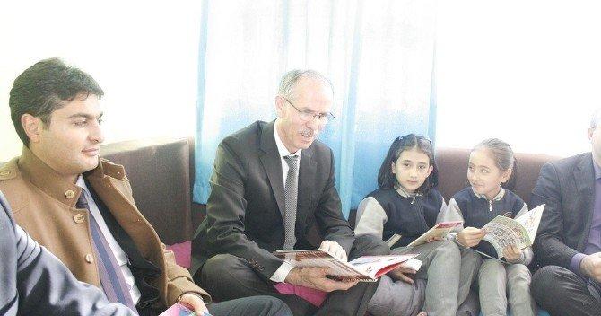 Yozgat Milli Eğitim Vakfı İlkokulu Okuma Salonu Açıldı