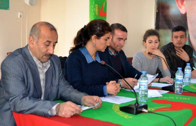 DBP, Yüksekova 3. Olağan Kongresi'ni gerçekleştirdi
