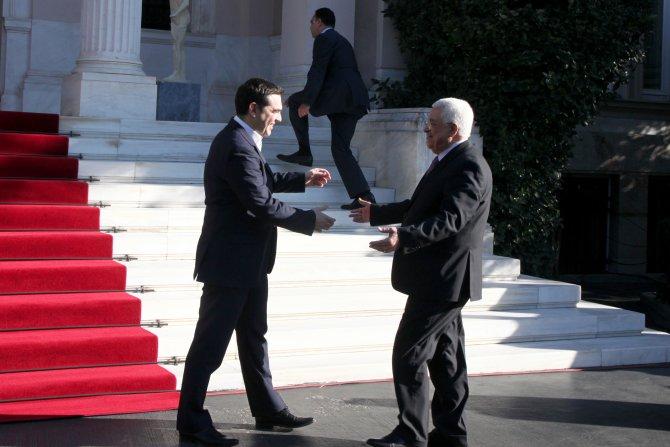 Yunan Parlamentosu, alkışlar eşliğinde Filistin'i tanıdı