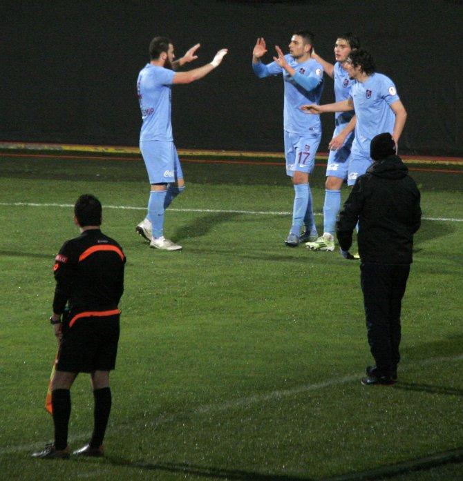 Trabzonspor: 2 – Gaziantepspor: 1