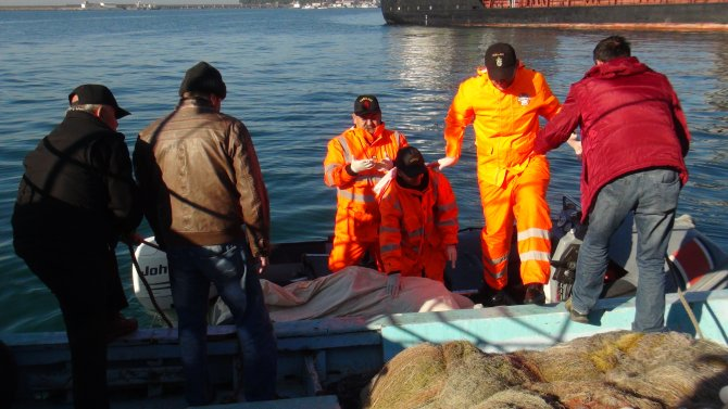 Denizde bulunan cesedin kimliği tespit edildi